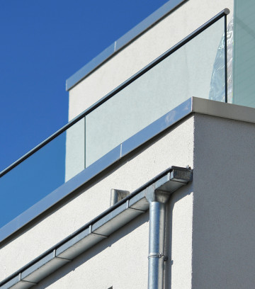 Gutter cleaning installation and repair